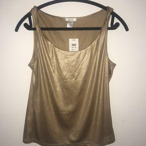 Cache Women's Gold Tank Top